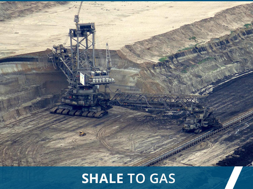 Shale To Gas