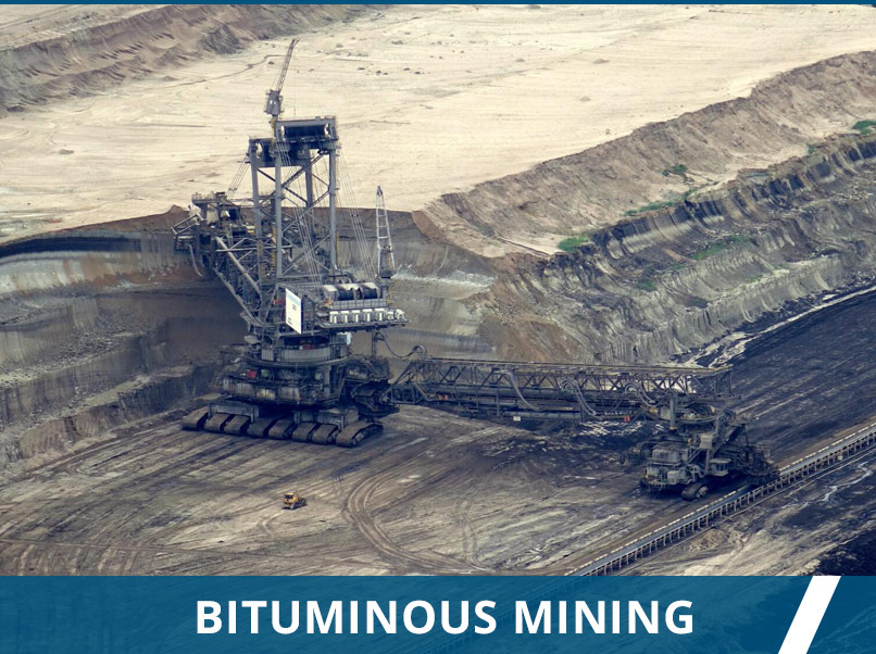 Bituminous Mining